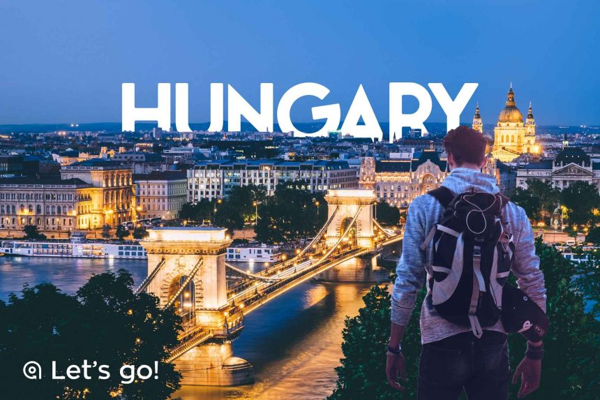 Let's Go! Hungary: Aug 18