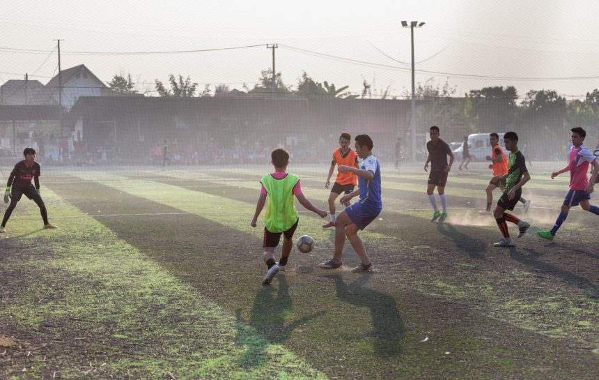 Sports in Laos