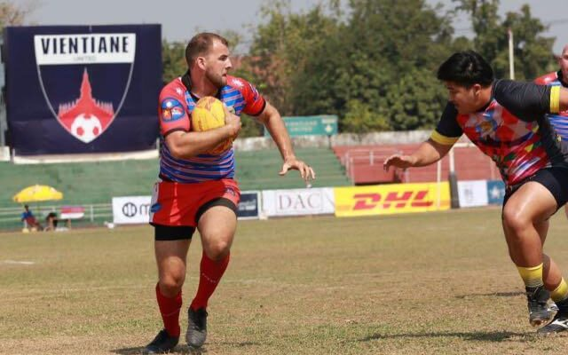 Rugby in Laos